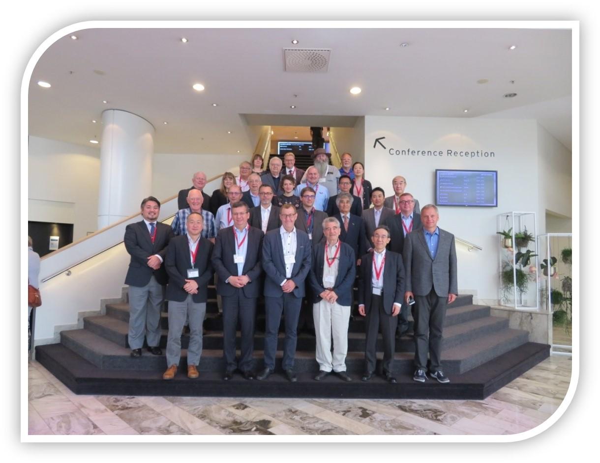 中国代表团参加ISOTC135 SC7瑞典哥德堡工作会议